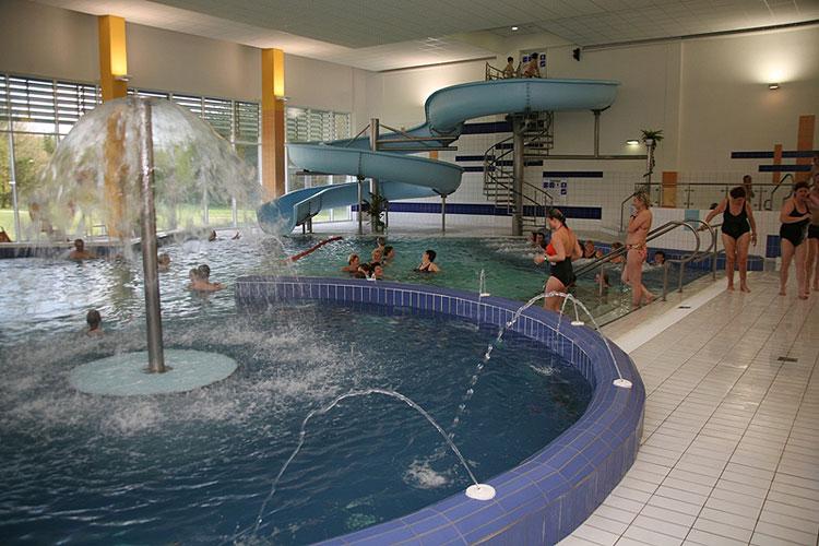 Welness centrum Aqua viva, exkurze Třeboň - Bertiny Lázně a Lázně Aurora, 2.5.2008, foto: Roman Růžička