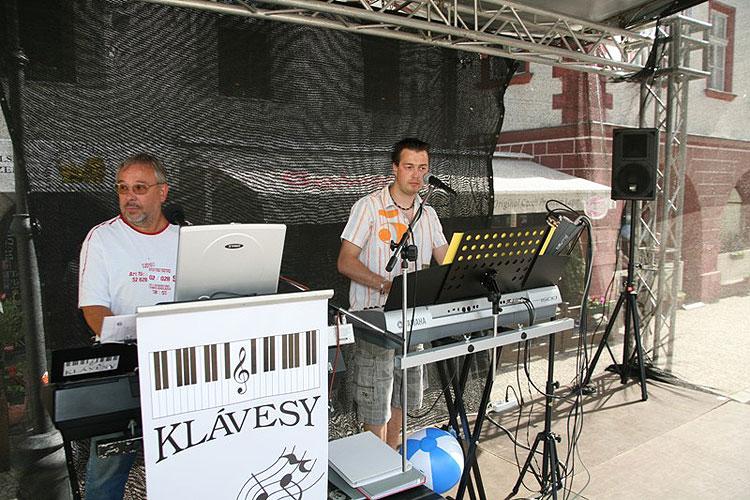 Dětský den v Táboře, 30.5.2008, foto: Roman Růžička