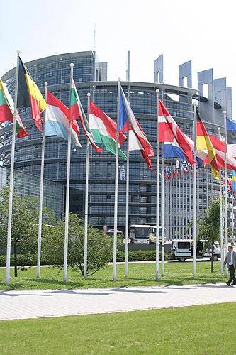 Jihočeši navštívili 18. a 19. června 2008 Štrasburk na pozvání europoslance Jaroslava Zvěřiny, foto: Roman Růžička