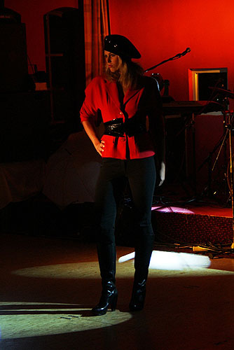 Evropský večer 2008, OREA Hotel Dvořák v Táboře, pátek 26. září 2008