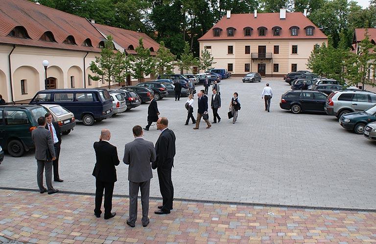 XI. Krušovické rozhovory, Zámek Štiřín, 19. května 2009, foto: Jan Karlovský