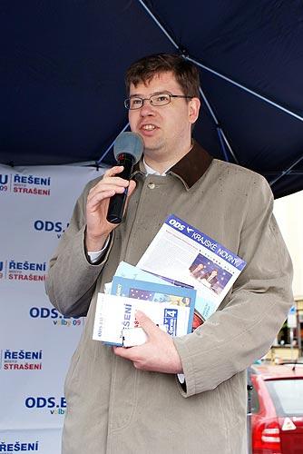 Městečko ŘEŠENÍ v Plzni, 13. května 2009, foto: Jan Karlovský