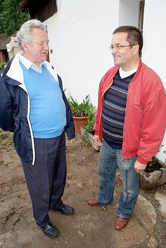 Vodňany, 30. května 2009, foto: Jan Karlovský