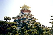 Azuchi Castle, 1573-1603  Azuchi Momoyama period, Brief History of Japan |