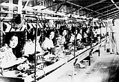 Cotton mill, 1912-1926  Taisho period, Brief History of Japan |