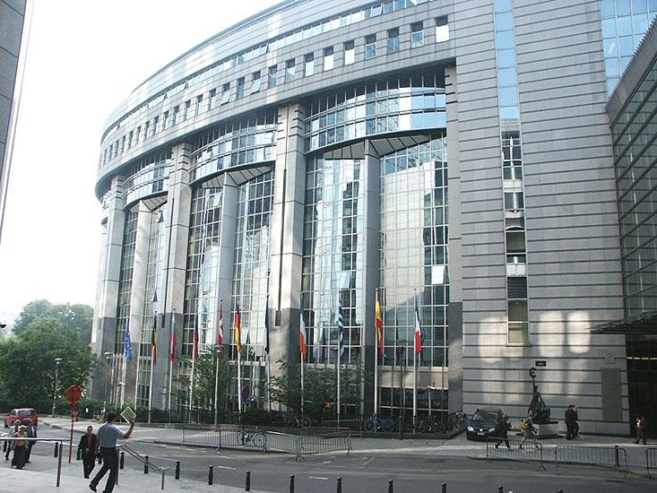 Jihočeši po šesté v Evropském parlamentu, 6. a 7. června 2007, foto: Hynek Klimek